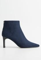 MANGO - Tea1 ankle boot - navy