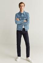 MANGO - Ryan6 jacket  - blue