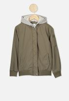 Free by Cotton On - Joe bomber - khaki