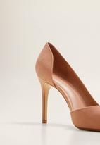 MANGO - Audrey court - pink