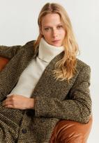 MANGO - Sweater oslo - light beige