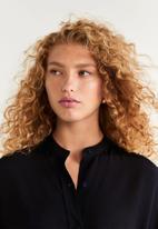 MANGO - Shirt Ruth - black