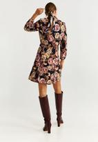 MANGO - Dress carrie - multi