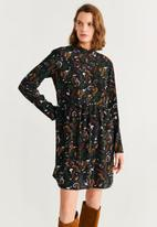 MANGO - Carey dress - multi