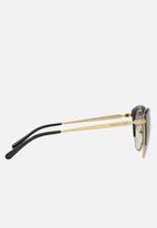 Michael Kors Eyewear - Key biscayne - black & gold