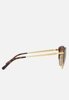 Michael Kors - Key biscayne - brown & gold