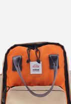 Sealand - Buddy backpack - orange & beige