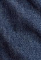 G-Star RAW - 3301 Long sleeve shirt - rinsed