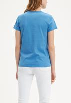 Levi's® - The perfect tee tall serif - blue