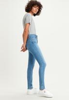 Levi's® - 721 high rise skinny jeans - blue