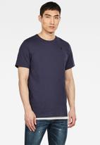 G-Star RAW - Base short sleeve tee - blue