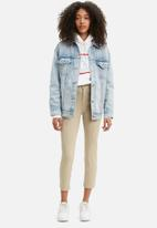 Levi's® - 724 Utility crop jeans - stone