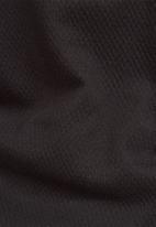 G-Star RAW - Korpaz zip through sweater - black