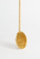MANGO - Necklace clarise - gold