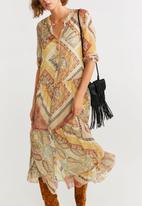 MANGO - Dido dress - multi