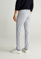MANGO - Sirhan trousers - grey
