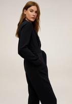 MANGO - One - piece suit marinus - black