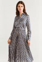 MANGO - Dress lauri - multi