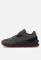 PUMA - RS 9.8 trail - forest night & puma black