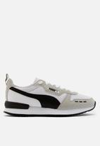 PUMA - Puma R78 - puma white / gray violet / puma black
