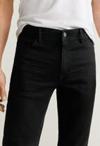 MANGO - Jude6 jeans - black