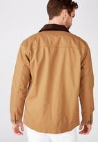 Cotton On - Worker jacket - tan