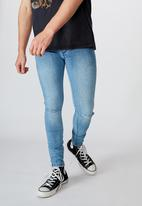 Factorie - Super skinny jean - cali blue