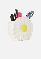Typo - Pen holder - daisy