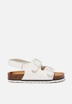 Cotton On - Theo sandal - white