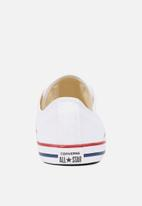 Converse - Chuck Taylor All Star dainty sneakers - white
