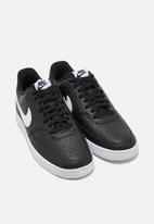 Nike - Court Vision lo - black/white-photon dust