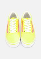 Vans - Uy old skool - yellow/true white
