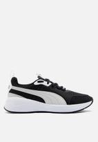 PUMA - Nuage run - puma black-gray violet-puma white