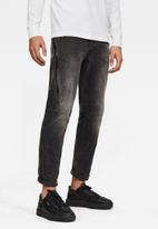 G-Star RAW - Citishield 3d slim fit tapered jeans - grey