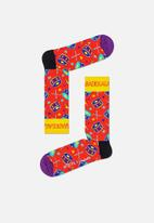 Happy Socks - Queen 4-pack gift box - multi