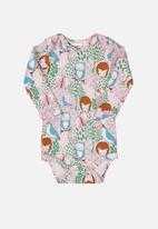 UP Baby - Baby printed bodysuit - multi