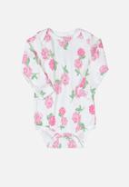 UP Baby - Baby Rose bodysuit - multi