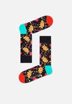 Happy Socks - We will rock you sock - multi
