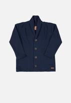 UP Baby - Boys coat - navy