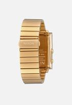 Nixon - Dork too - gold