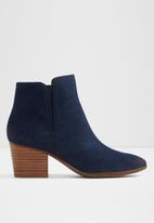 ALDO - Larissi boot - navy