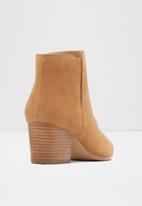ALDO - Larissi boot - light brown