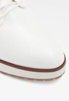 ALDO - Loramy flatform - white