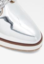 ALDO - Loramy flatform - silver