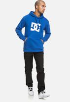DC - Pullover hooded sweat - blue