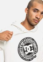 DC - Dc hoodie - white