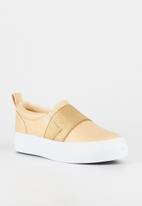 Miss Black - Abbey sneaker - gold