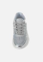 Sissy Boy - Afterglow sneaker - silver