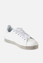 Sissy Boy - Duchess sneaker - white
