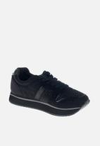 Sissy Boy - Run the show sneaker - black